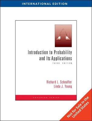 Introduction to Probability and Its Applications, International Edition (Paperback)
