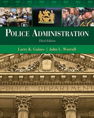 Police Administration (Hardback)