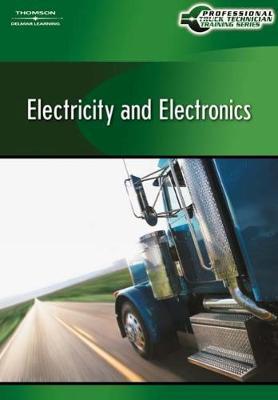 Professional Truck Technician Training Series: Medium/Heavy Duty Truck Electricity and Electronics CBT - Bilingual (CD-ROM)