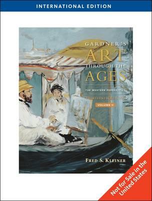 Gardner's Art Through the Ages: v. 2