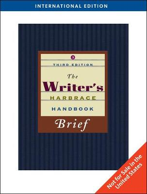 The Writer's Harbrace Handbook, Brief 2009 MLA Update Edition, International Edition (Paperback)