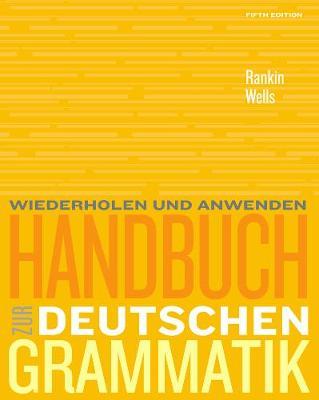 Handbuch zur deutschen Grammatik (Paperback)