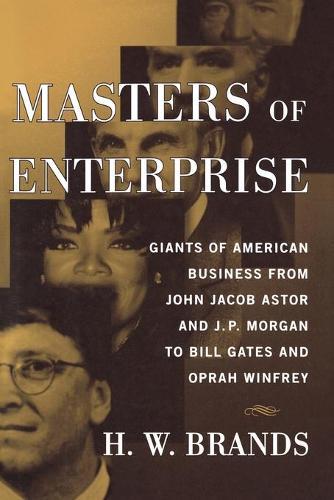 Masters of Enterprise (Paperback)