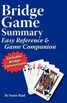 Bridge Game Summary (Paperback)
