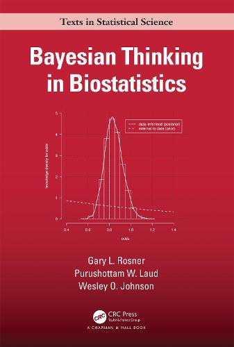 An Introduction to Bayesian Biostatistics - Chapman & Hall/CRC Texts in Statistical Science (Hardback)