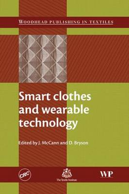 Smart Clothes and Wearable Technology (Hardback)