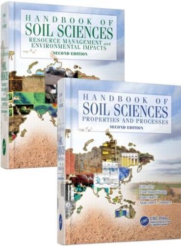 Handbook of Soil Sciences, Second Edition (Two Volume Set) (Hardback)