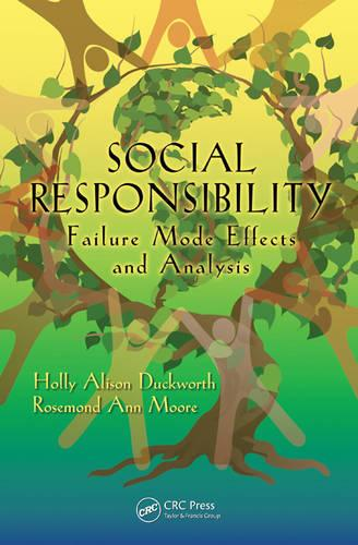 Social Responsibility: Failure Mode Effects and Analysis (Hardback)