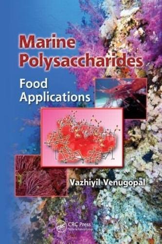 Marine Polysaccharides: Food Applications (Hardback)
