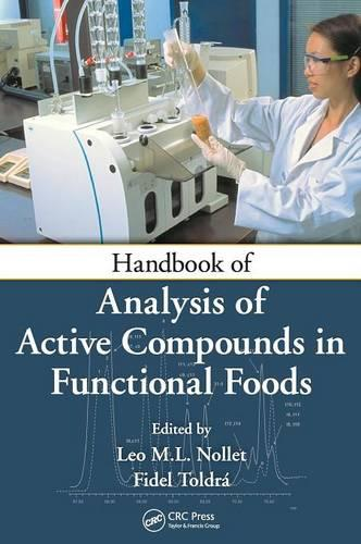 Handbook of Analysis of Active Compounds in Functional Foods (Hardback)