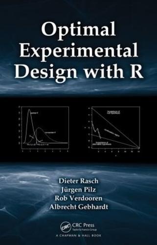 Optimal Experimental Design with R (Hardback)