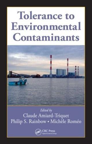 Tolerance to Environmental Contaminants (Hardback)