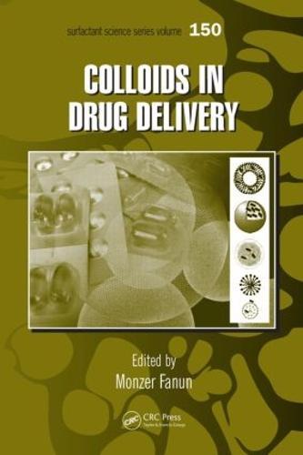 Colloids in Drug Delivery - Surfactant Science (Hardback)