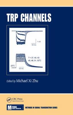 TRP Channels - Methods in Signal Transduction Series (Hardback)