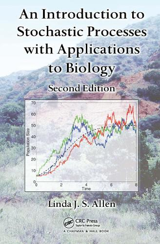 An Introduction to Stochastic Processes with Applications to Biology (Hardback)