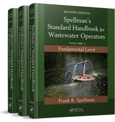 Spellman's Standard Handbook for Wastewater Operators, Second Edition (3 Volume Set) (Paperback)