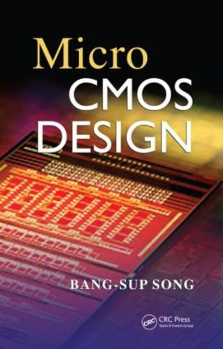 MicroCMOS Design - Circuits and Electrical Engineering (Hardback)