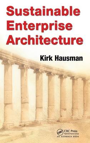 Sustainable Enterprise Architecture (Hardback)