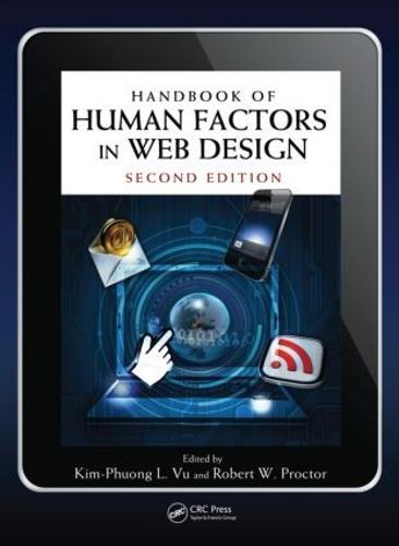 Handbook of Human Factors in Web Design - Human Factors and Ergonomics (Hardback)