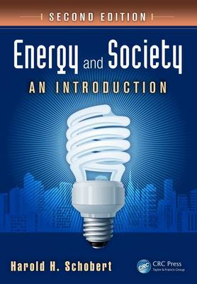 Energy and Society: An Introduction (Paperback)