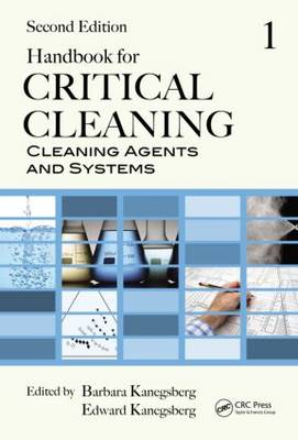 Handbook for Critical Cleaning: Cleaning Agents and Systems (Hardback)