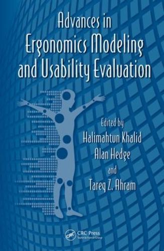 Advances in Ergonomics Modeling and Usability Evaluation - Advances in Human Factors and Ergonomics Series (Hardback)