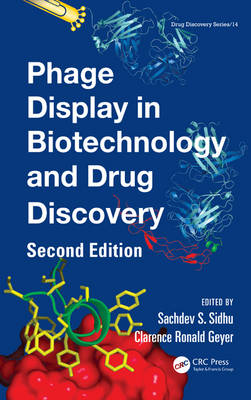 Phage Display In Biotechnology and Drug Discovery, Second Edition - Drug Discovery Series (Hardback)