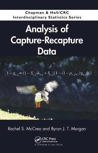 Analysis of Capture-Recapture Data - Chapman & Hall/CRC Interdisciplinary Statistics (Hardback)