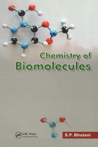 Chemistry of Biomolecules (Hardback)