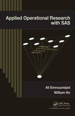 Applied Operational Research with SAS (Hardback)