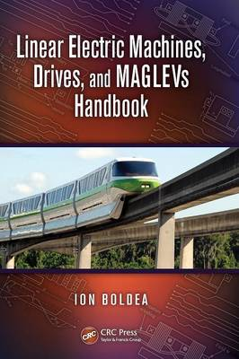 Linear Electric Machines, Drives, and MAGLEVs Handbook (Hardback)