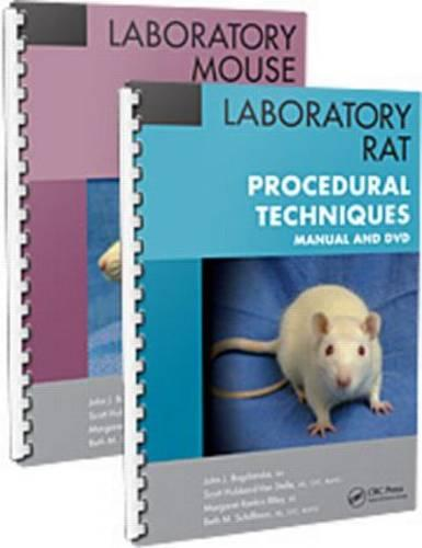 Laboratory Mouse and Laboratory Rat Procedural Techniques: Manuals and DVDs (Paperback)
