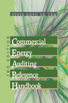 Commercial Energy Auditing Reference Handbook (Hardback)