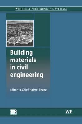 Building Materials in Civil Engineering (Hardback)