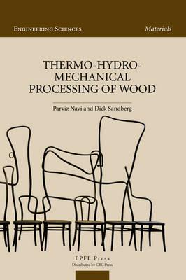 Thermo-Hydro-Mechanical Wood Processing (Hardback)