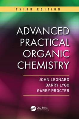 Advanced Practical Organic Chemistry, Third Edition (Paperback)
