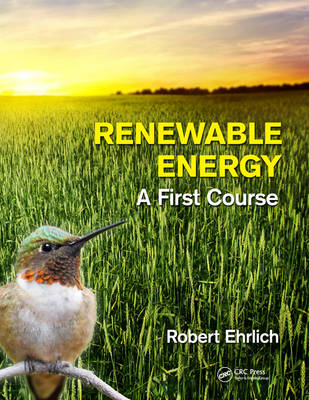 Renewable Energy: A First Course (Paperback)