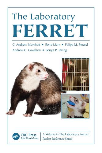 The Laboratory Ferret - Laboratory Animal Pocket Reference (Paperback)