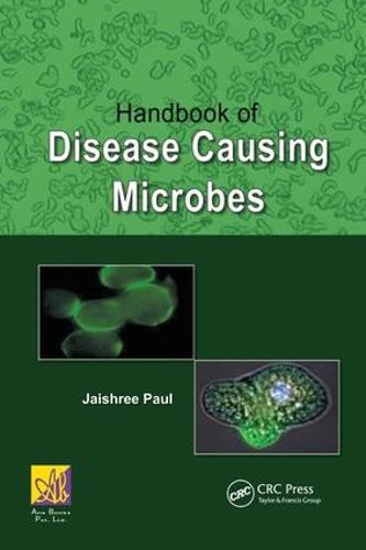 Handbook of Disease Causing Microbes (Hardback)
