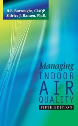 Managing Indoor Air Quality (Hardback)