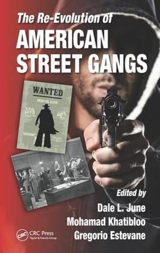 The Re-Evolution of American Street Gangs (Hardback)