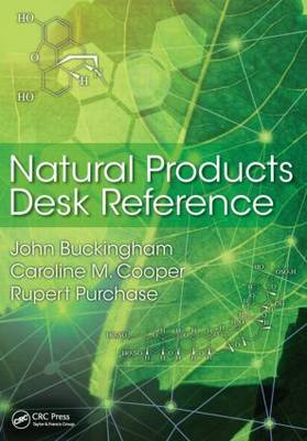 Natural Products Desk Reference (Paperback)