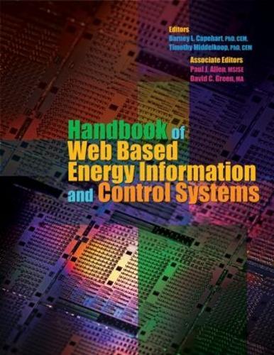 Handbook of Web Based Energy Information and Control Systems (Hardback)
