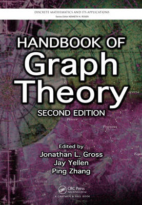 Handbook of Graph Theory, Second Edition - Discrete Mathematics and Its Applications (Hardback)