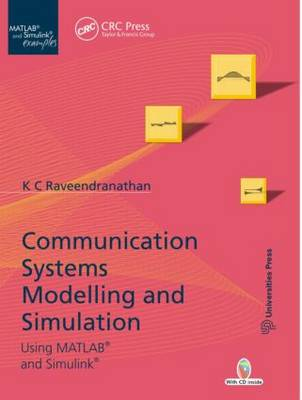 Communication Systems Modeling and Simulation using MATLAB and Simulink (Hardback)