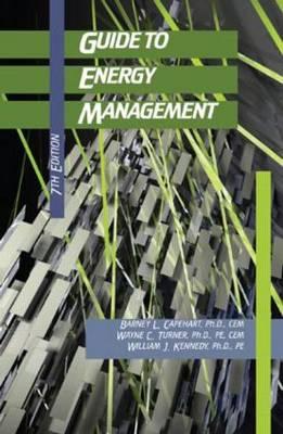 Guide to Energy Management (Hardback)