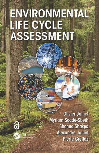 Environmental Life Cycle Assessment (Hardback)
