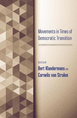 Movements in Times of Democratic Transition (Hardback)