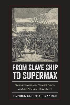 From Slave Ship to Supermax: Mass Incarceration, Prisoner Abuse, and the New Neo-Slave Novel (Paperback)