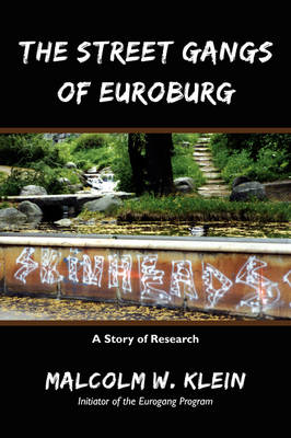 The Street Gangs of Euroburg: A Story of Research (Paperback)